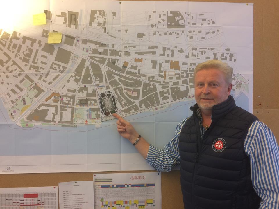 Entretien avec Olivier, chef de projet du partenariat Fête des Vignerons et Transvoirie