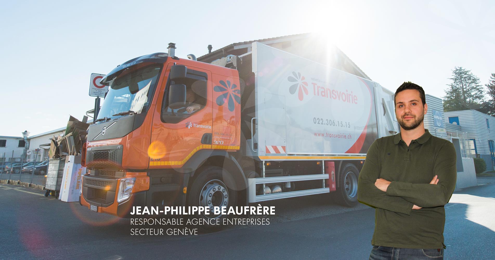 Entretien avec Jean-Philippe Beaufrère, Responsable de l